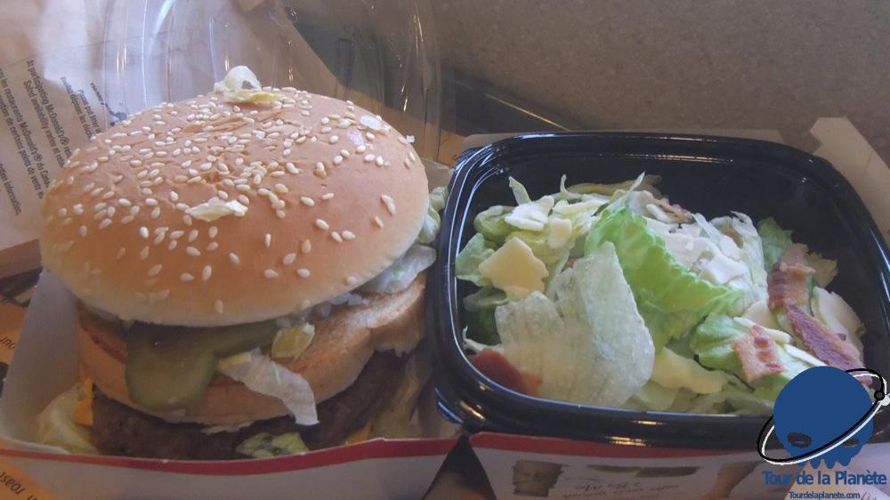 avantage fast food