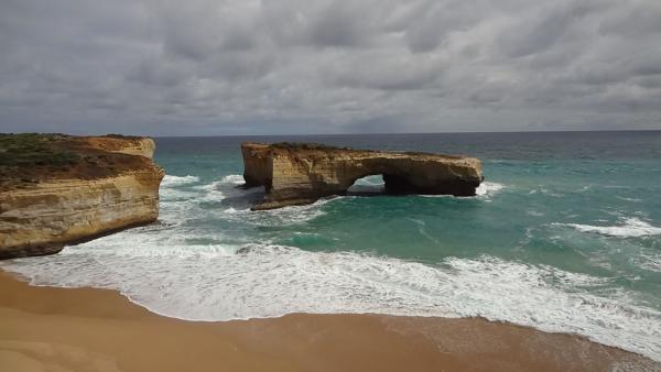 London bridge australie victoria