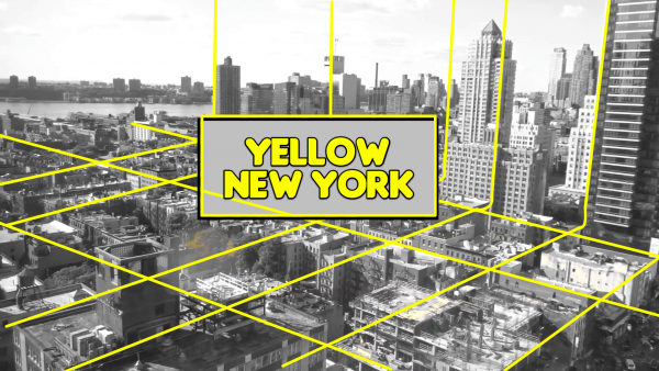 Yellow new York - le film